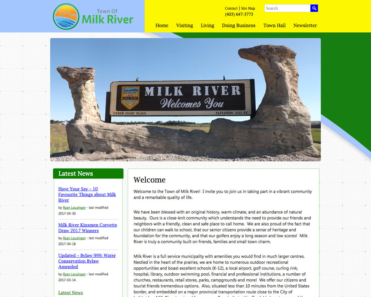 Town of Milk River