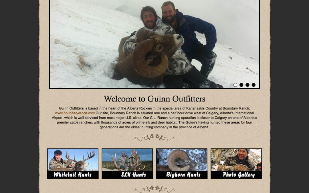 Guinn Outfitters Ltd.