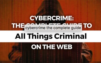 Cybercrime: The Complete Guide to All Things Criminal on the Web