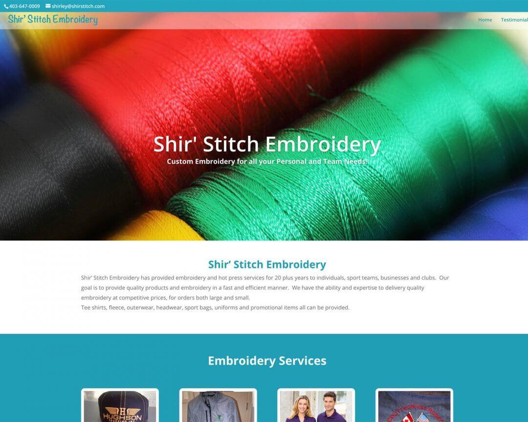 ShirStitch